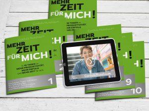 """Online-kurs """"Mehr Zeit für mich"""""""